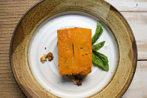 Butternut Squash Lasagna with Beef