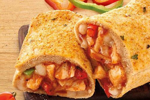 Chicken Fajita Melt