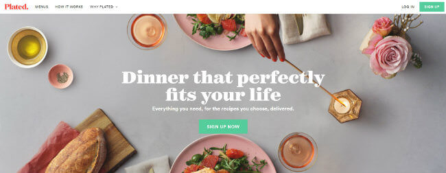 Best meal kit delivery services updated apr 2018 with 20 dinner recipes and 2 dessert ideas on its weekly menu plated is a healthy meal kit delivery service that aims to impress with both the quality and forumfinder Image collections
