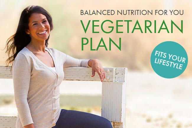 Vegetarian plan