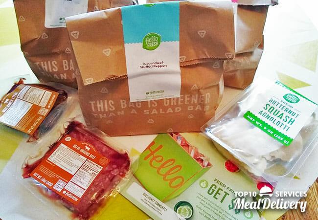 hello fresh ingredient packaging