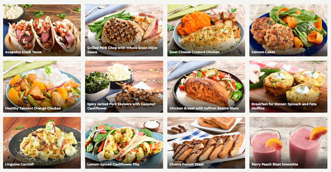 What Meals Can People That Have Food Allergies Eat