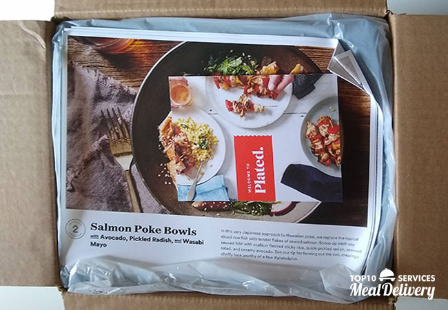 Plated packaging