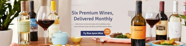 wines blue apron