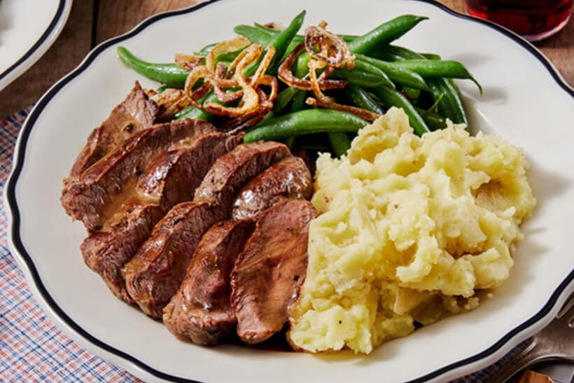Seared Steaks