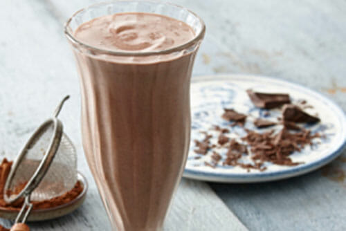 Dutch Chocolate Shake