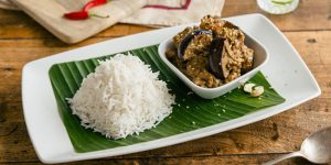 SimplyCook Vegetarian meal on plate