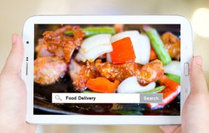 online meal delivery