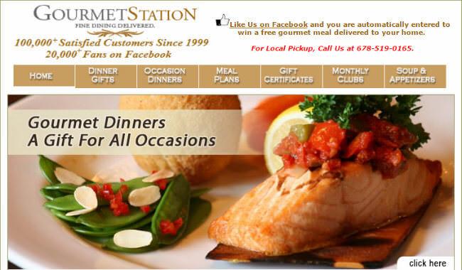 gourmet-station-homepage