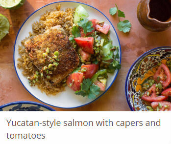 yucatan-style-salmon-with-capers-and-tomatoes