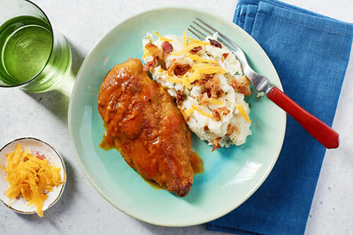Buffalo Chicken Breast