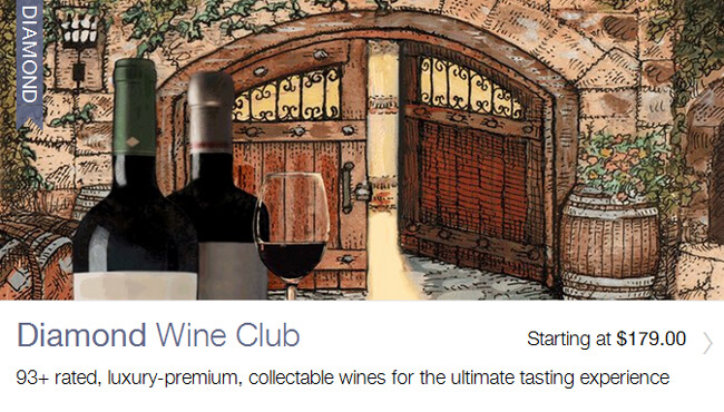 Diamond Wine Club