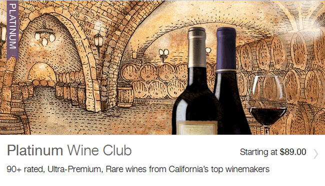 Platinum Wine Club