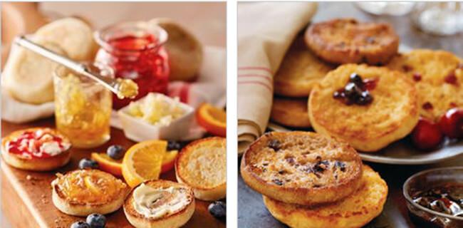 Wolferman's Muffins