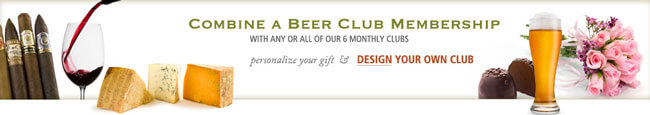 Beer of the Month Club Membership