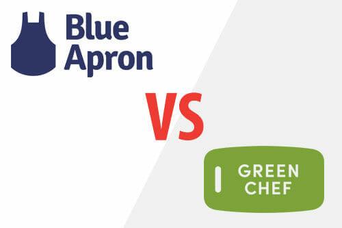 Blue Apron Vs. Green Chef