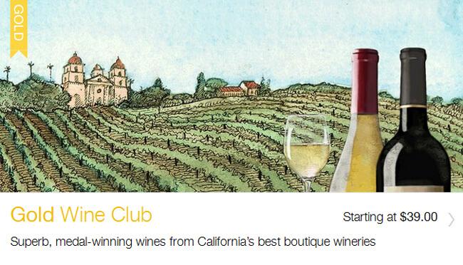 Gold Wine Club