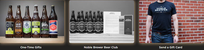Noble Brewer Gifts
