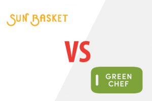 Sun Basket VS Green Chef