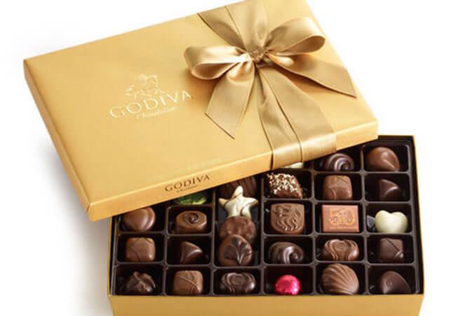 Godiva Gold Box