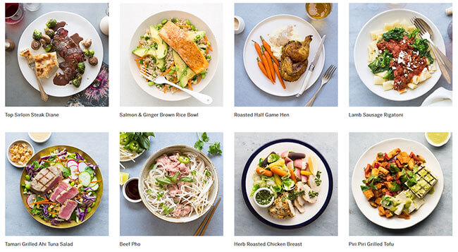 munchery Meals And Recipes