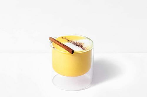 Ginger+Turmeric Latte