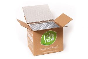 Hello Fresh new packages