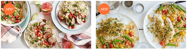 Terras Kitchen Meals