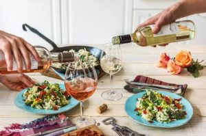 hellofresh red white wine