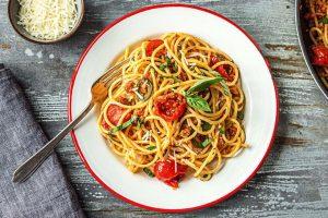 mario batalis spaghetti