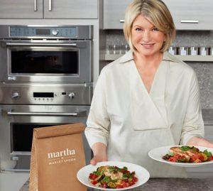marley spoon and martha