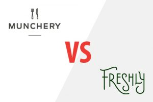Munchery VS Freshly
