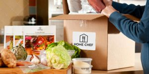 Home Chef Delivery meals