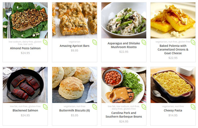 Sous Kitchen Meals and Recipes