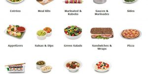 FreshDirect meals Prices