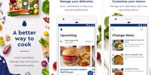 Blue Apron Introduces Its Android App