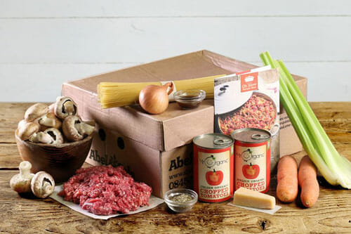 Slow Cook Recipe Box