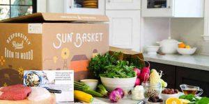 Sun Basket Delivery Area