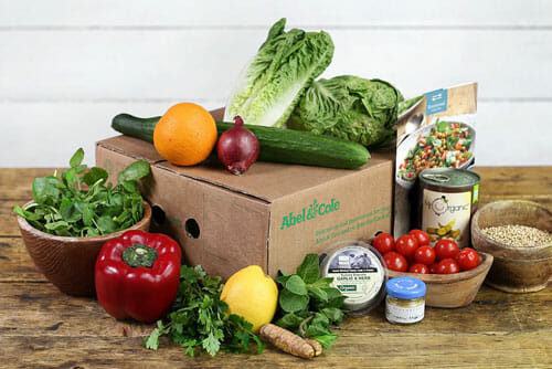 Super Salad Recipe Box