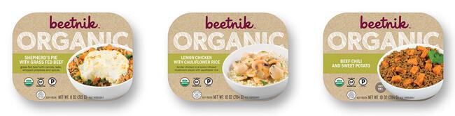 Beetnik Foods meals