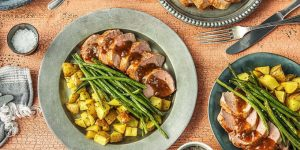 HelloFresh Introduces Christmas Dinner Recipe Boxes