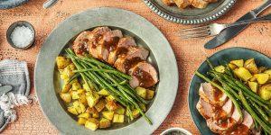 HelloFresh Introduces Christmas Dinner Recipe Boxes