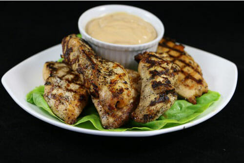 Grilled Chicken Strips