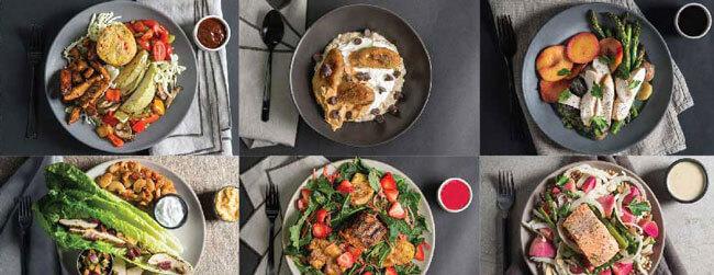Habit meals