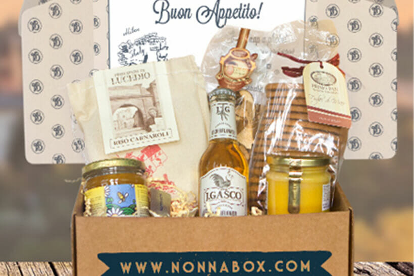 Nonna Box Delivery