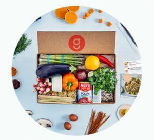 Gousto Designs A Recipe Box For The Entire Christmas Season order