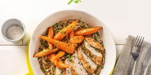 HelloFresh UK Offering Naturally Gluten-Free Recipes