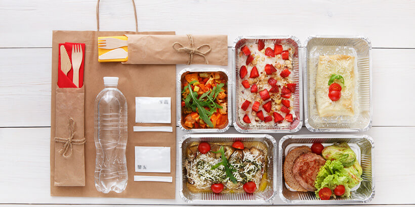 Join A Meal Delivery Service
