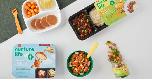 Nurture Life-Meals for kids