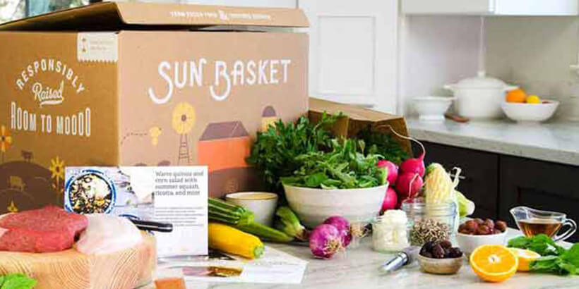 Sun Basket Is The Best Meal Kit Service Of 2017